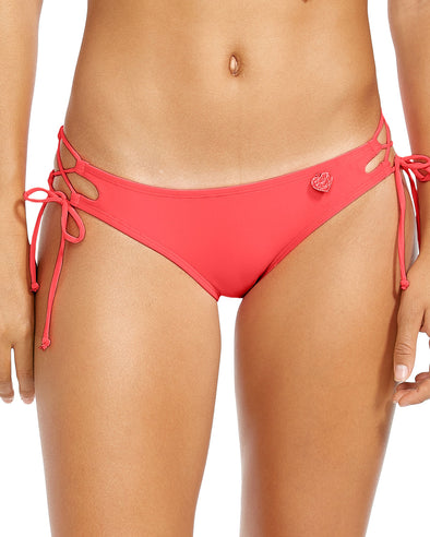 Smoothies Tie Side Mia Swim Bottom - Vivo