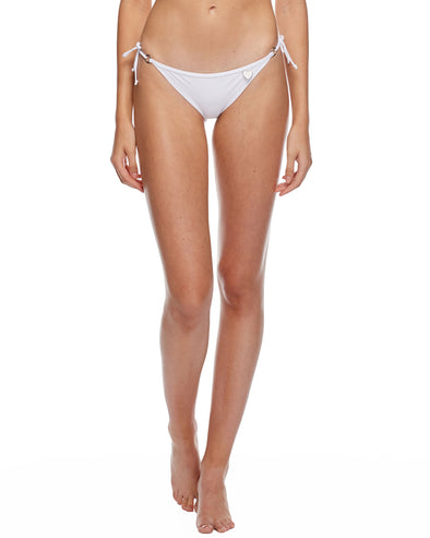 Smoothies Brasilia Swim Bottom - Snow