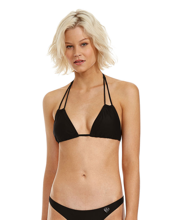 Smoothies Aida Swim Top - Black