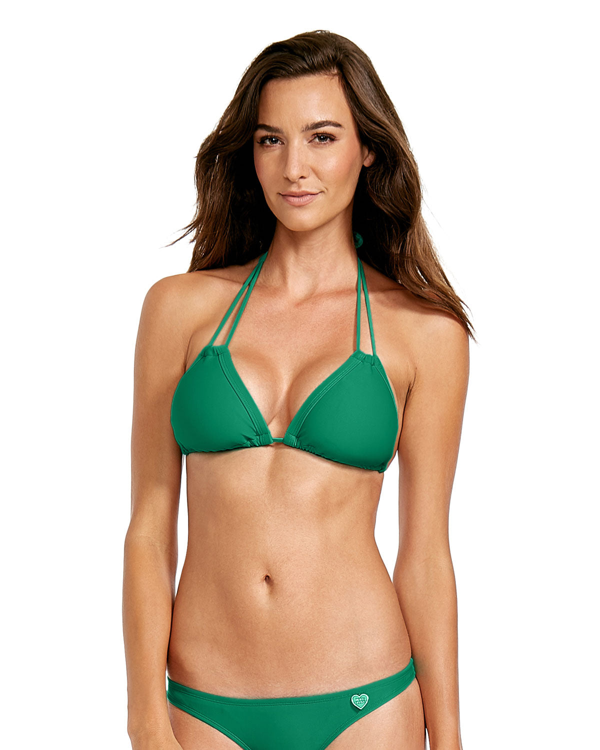 Smoothies Aida Swim Top - Surfside