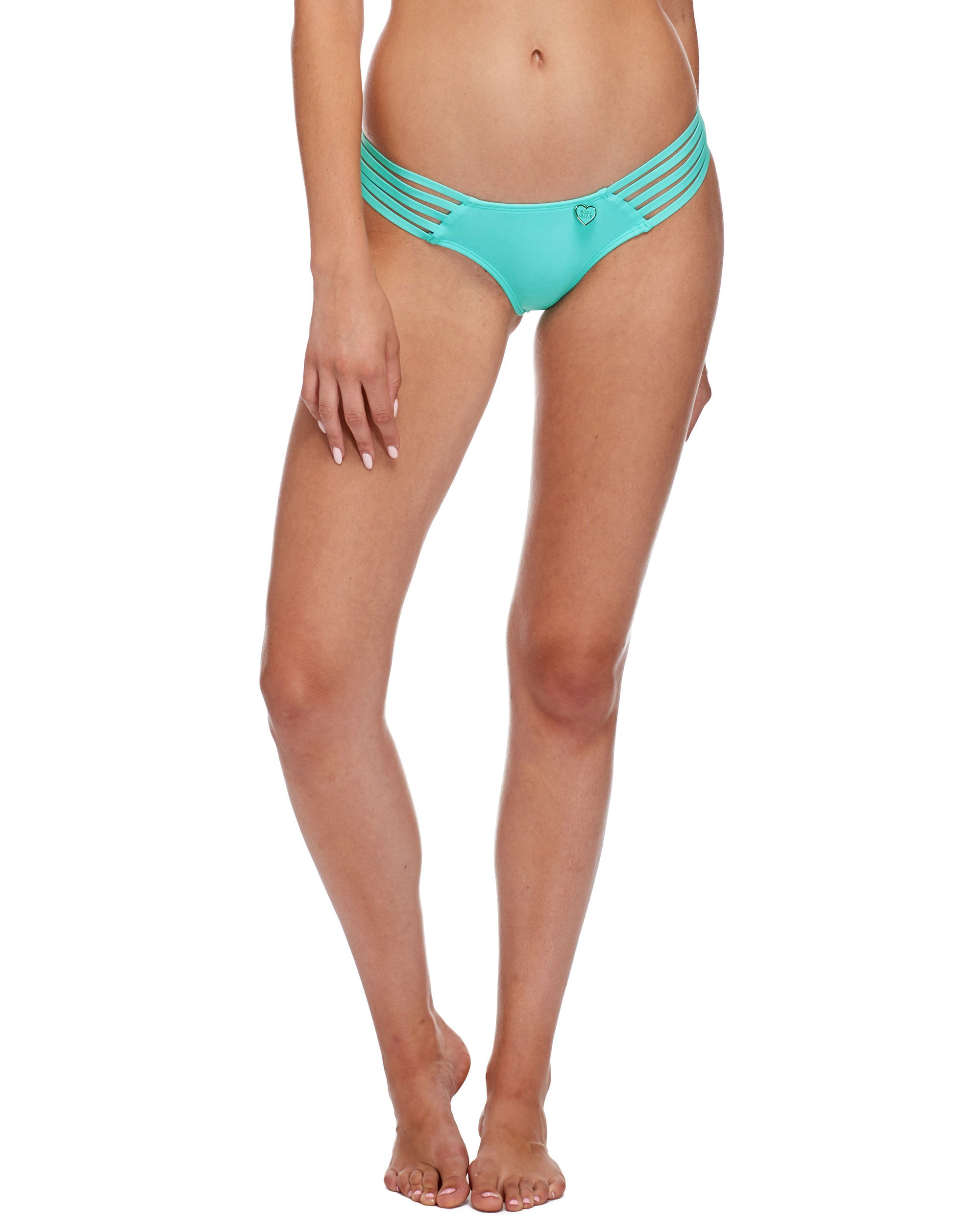 Smoothies Amaris Swim Bottom - Sea Mist