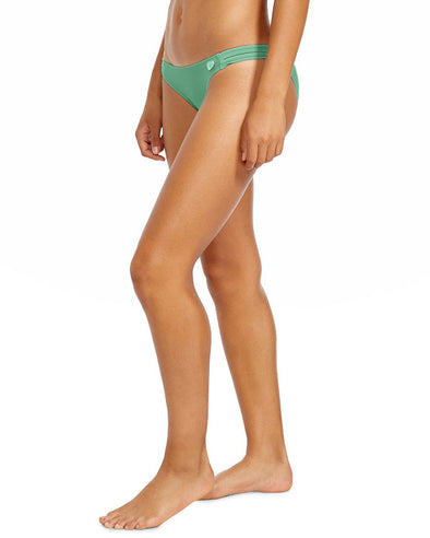 Smoothies Flirty Surf Rider Swim Bottom - Seafoam