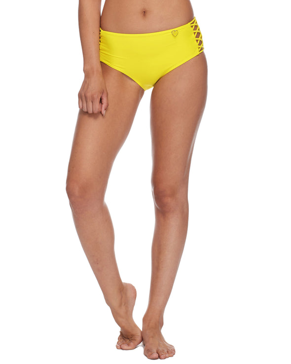Smoothies Retro Swim Bottom - Citrus