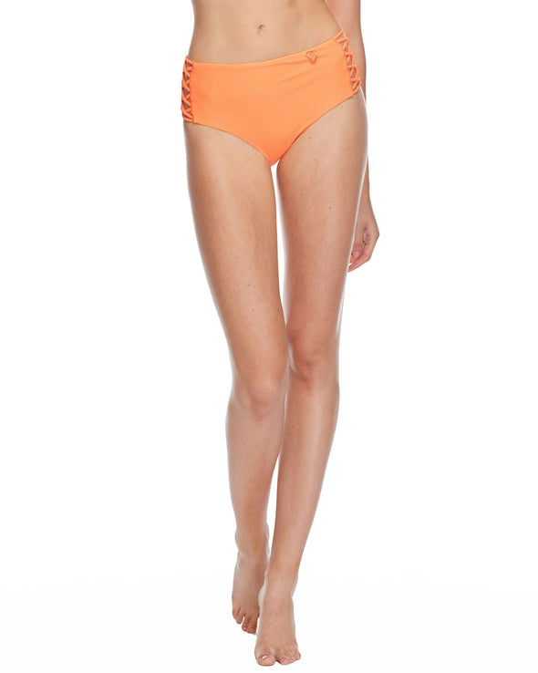 Smoothies Retro Swim Bottom - Mango