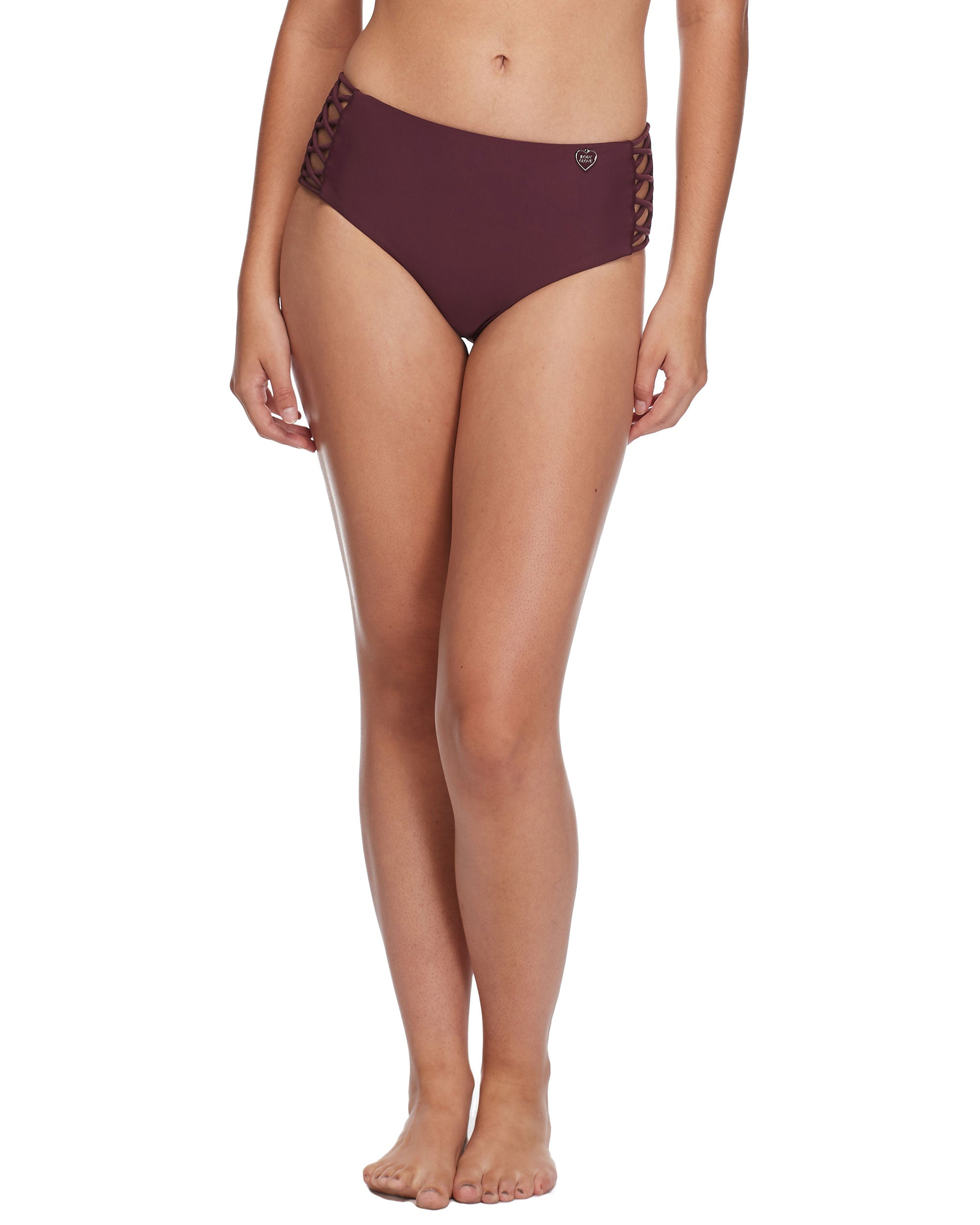 Smoothies Retro Swim Bottom - Porto