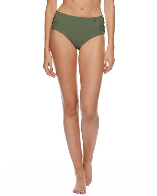 Smoothies Retro Swim Bottom - Cactus