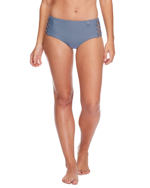 Smoothies Retro Swim Bottom - Storm