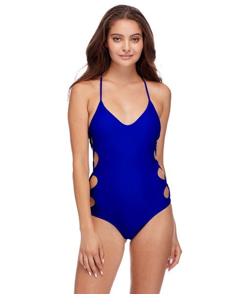 Smoothies Crissy One-Piece Swimsuit - Abyss