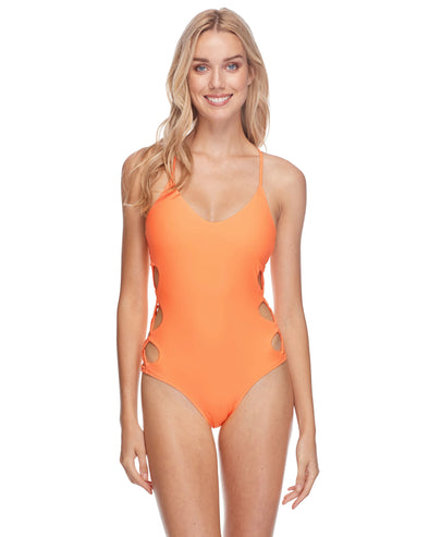 Smoothies Crissy One-Piece Swimsuit - Mango