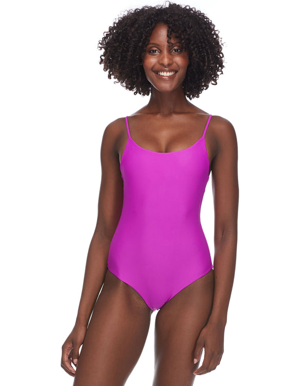 648dfe2357 Smoothies Simplicity One-Piece Swimsuit - Magnolia