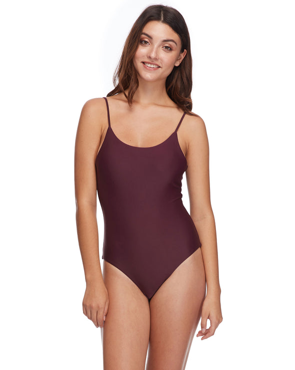Smoothies Simplicity One-Piece Swimsuit - Porto