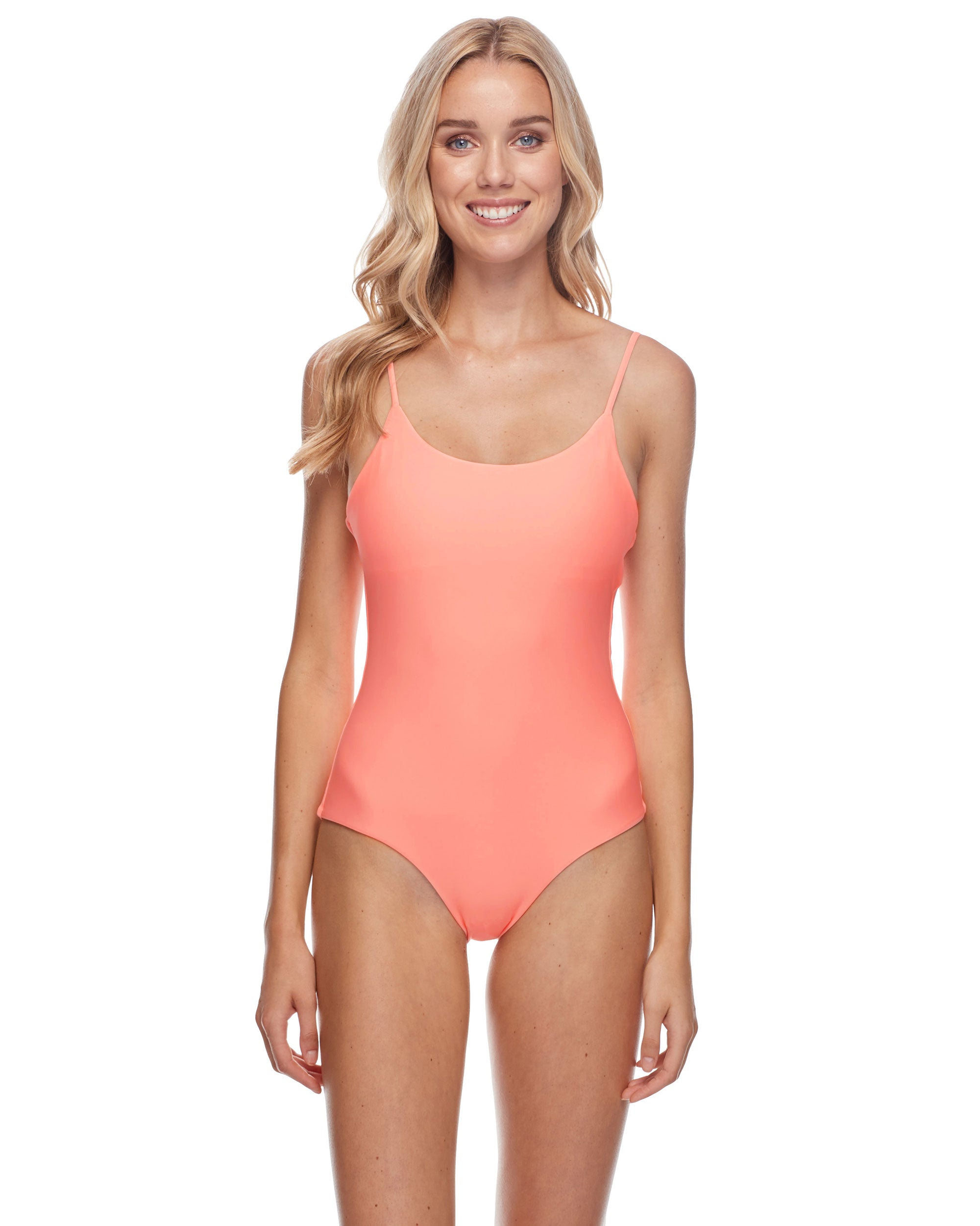 Smoothies Simplicity One-Piece Swimsuit - Splendid