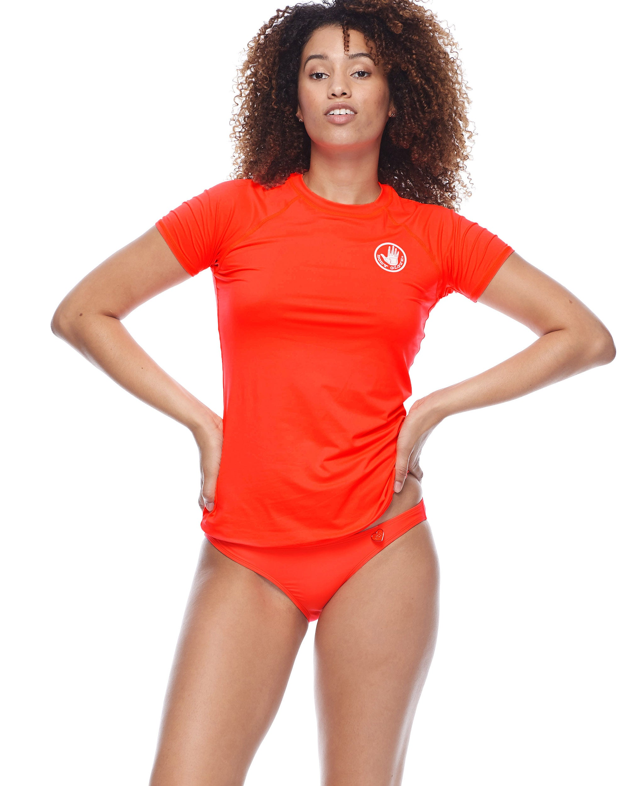 Smoothies In Motion Rash Guard - Spark