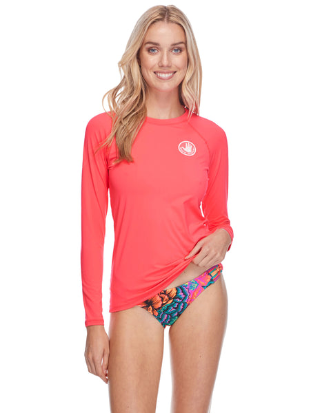 Smoothies Sleek Rashguard - Diva
