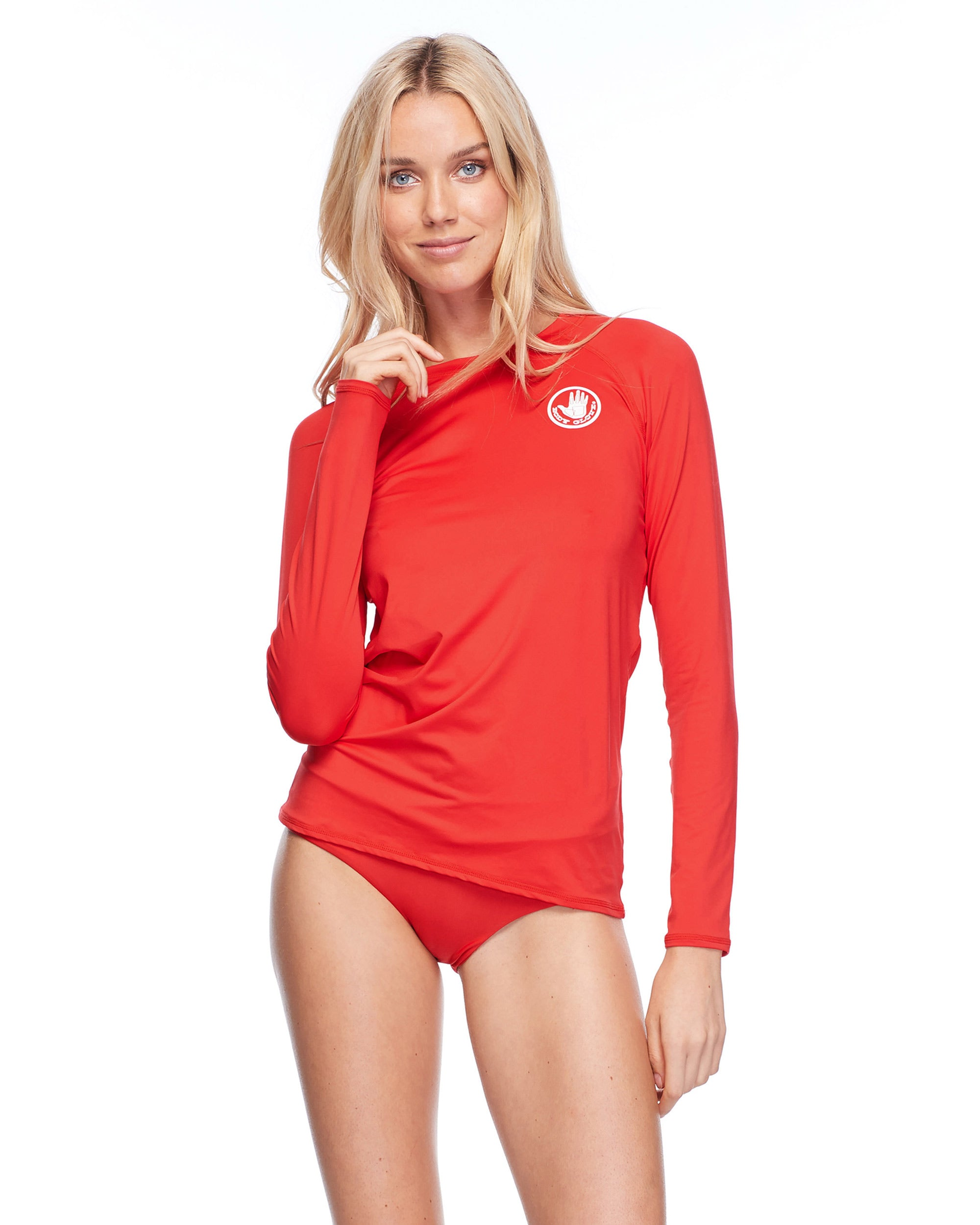 Smoothies Sleek Rash Guard - True