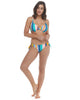 Havana Nights Solo D-F Cup Bikini Top - Combo Multi