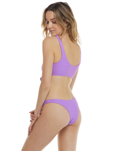 Spectrum Dana High-Hip Bikini Bottom - Borealis