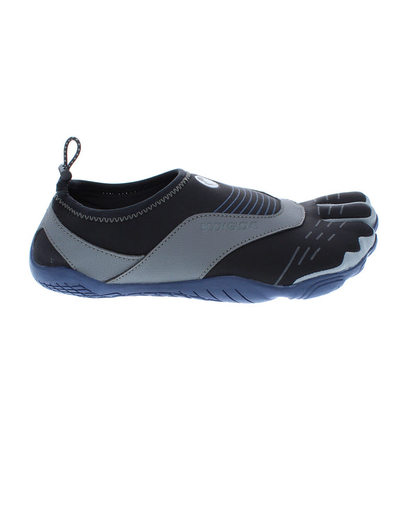 78c61415662a1 Men's 3T Barefoot Cinch Water Shoes - Black/Indigo