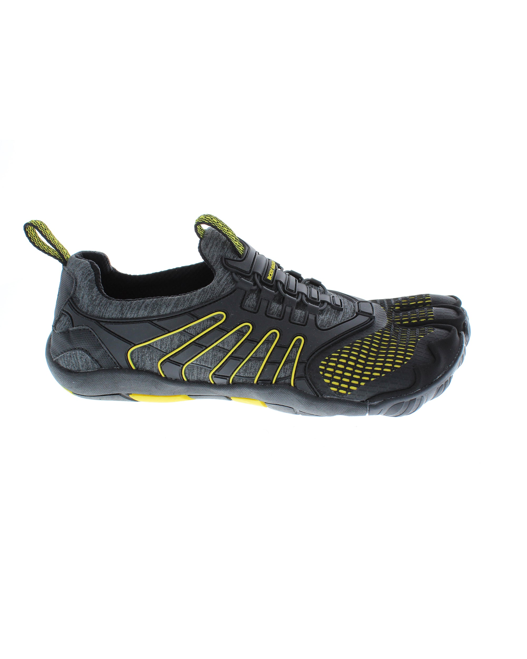 Men's 3T Barefoot Hero Water Shoes - Black/Yellow