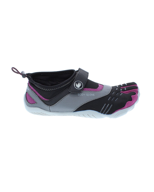 Women's 3T Barefoot Max Water Shoes - Black/Magnolia