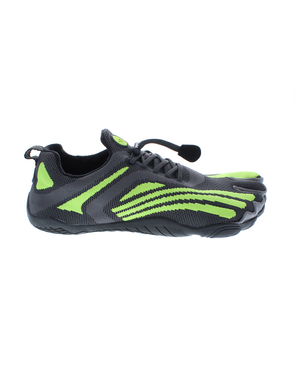 0636e48e633 Men's 3T Barefoot Requiem Water Shoes - Black/Celery