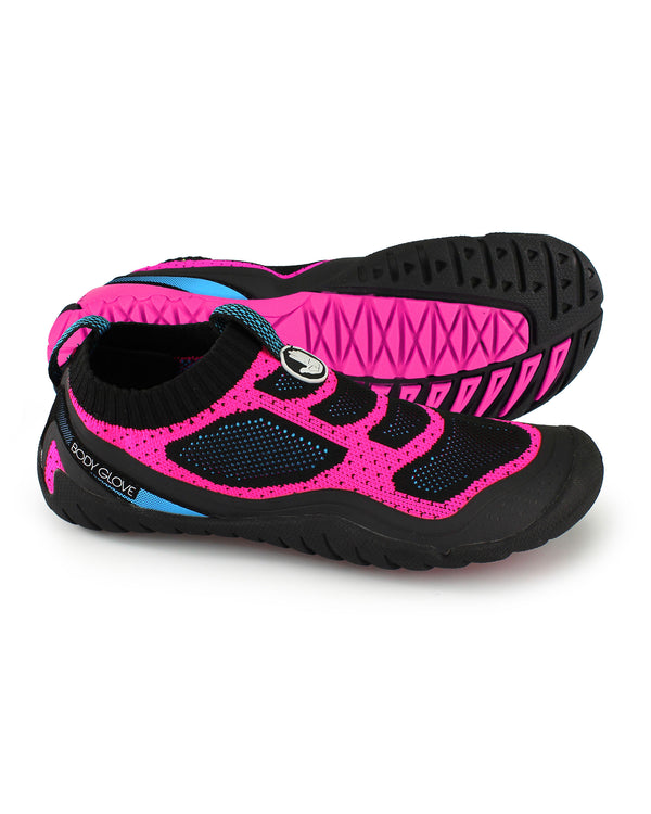 50cf4039f28a Women s Aeon Water Shoes - Neon Pink Neon Blue