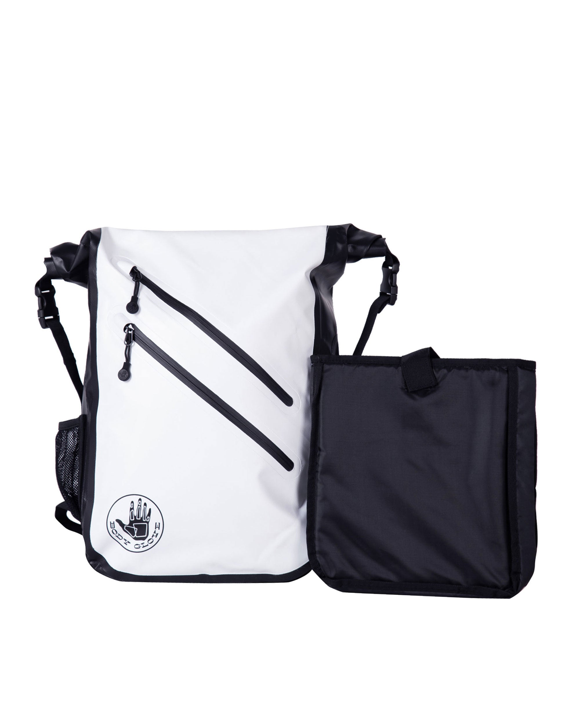 Seaside Waterproof Floatable Backpack - White