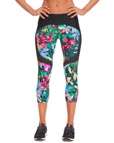 Propel Cross-Over Capri in Selva - Black