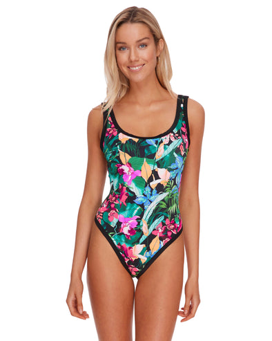 Selva Rocky One-Piece - Black