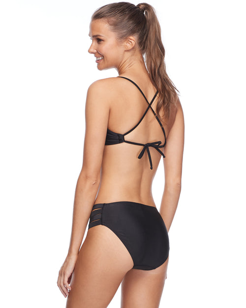 Smoothies Nuevo Contempo Swim Bottom - Black