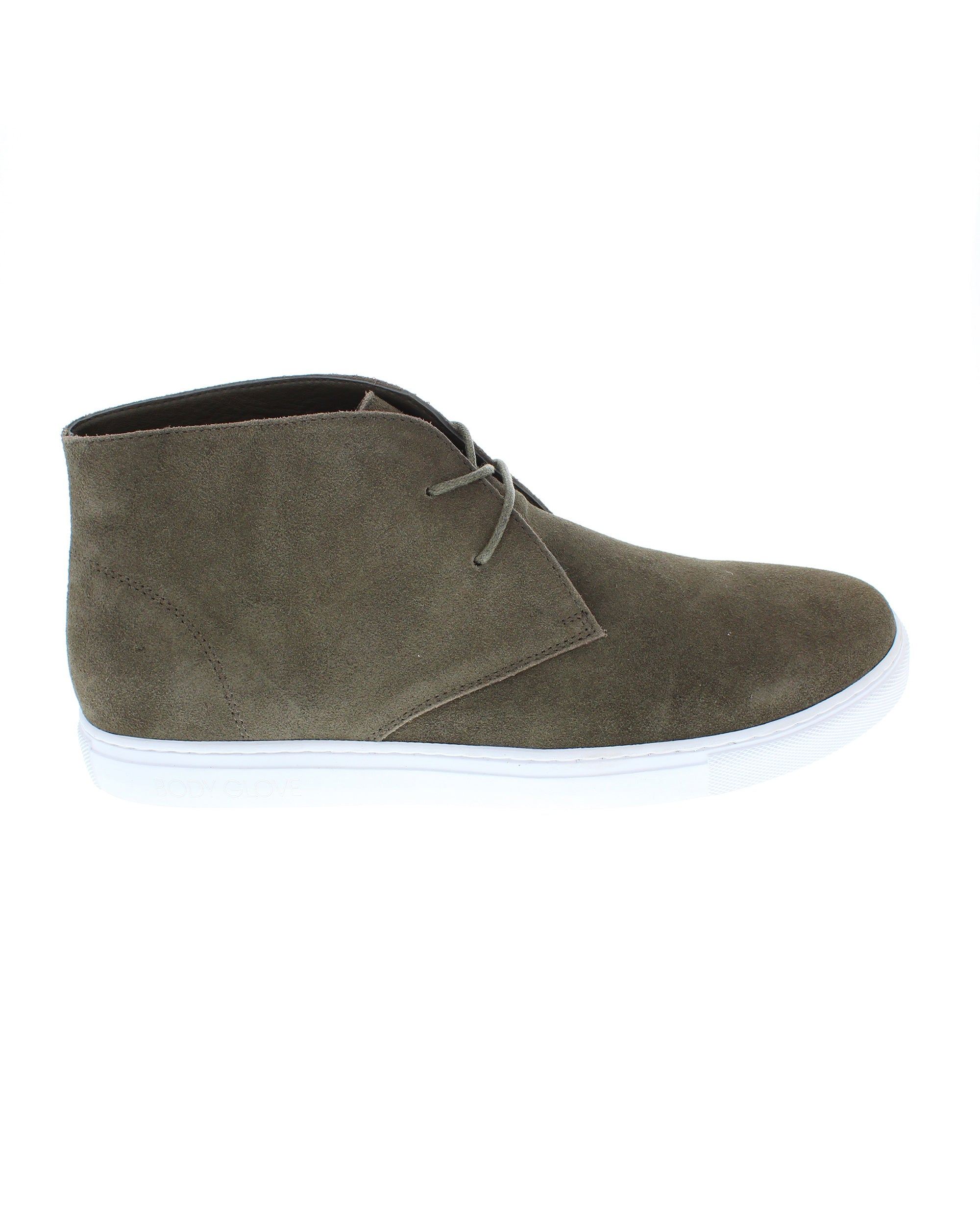 Men's Cayman Suede-Look Chukka