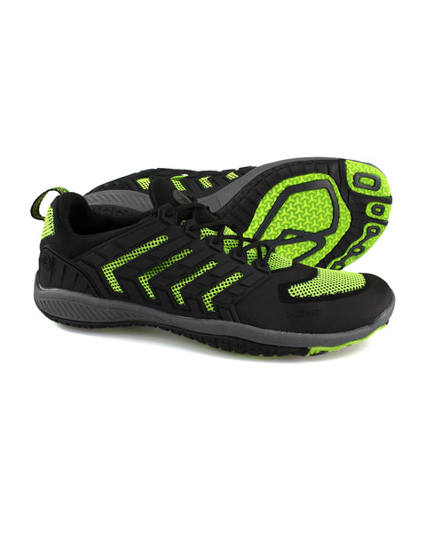 Men's Dynamo Ribcage Water Shoes in Black/Yellow