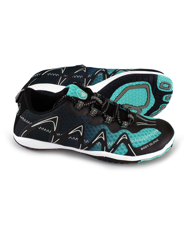 0b0e097f2d8c Women s Dynamo Spry Water Shoes - Black Blue Radiance