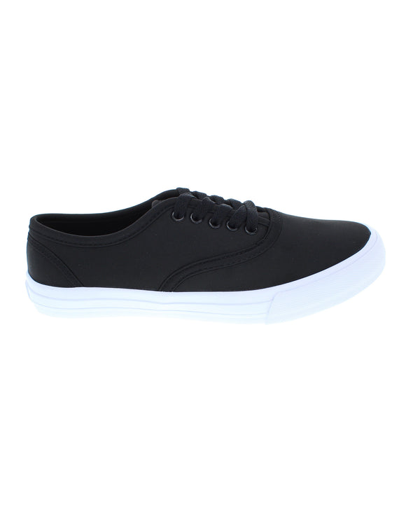 Fiji Lace Up - Black