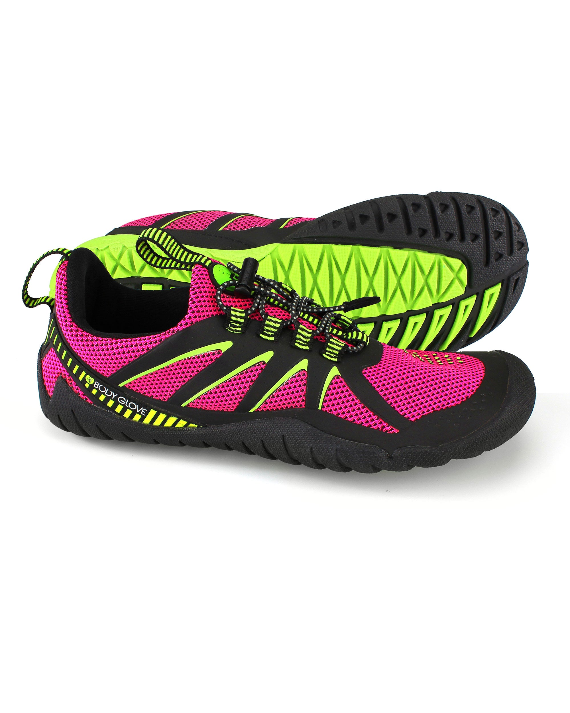 a000867f2eab Hover or Click to Enlarge. Women s Hydra Water Shoes - Neon Pink Neon Green