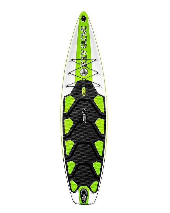 "Raptor 10'8"" Inflatable Stand Up Paddle Board (ISUP) with Bag, Paddle & Pump"