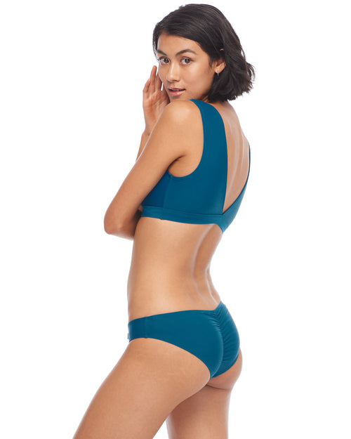 Smoothies Eclipse Surf Rider Swim Bottom - Prussian
