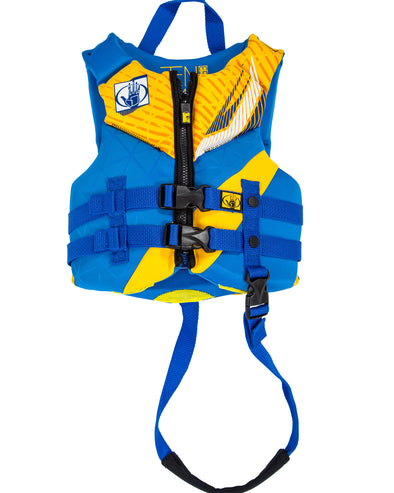 Child Phantom USCGA PFD - Royal/Yellow