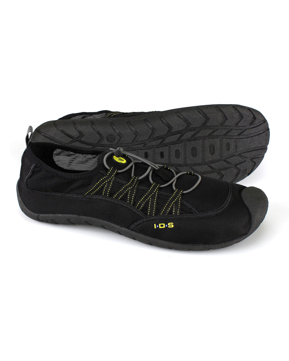 Men's Sidewinder Water Shoes in Black/Yellow