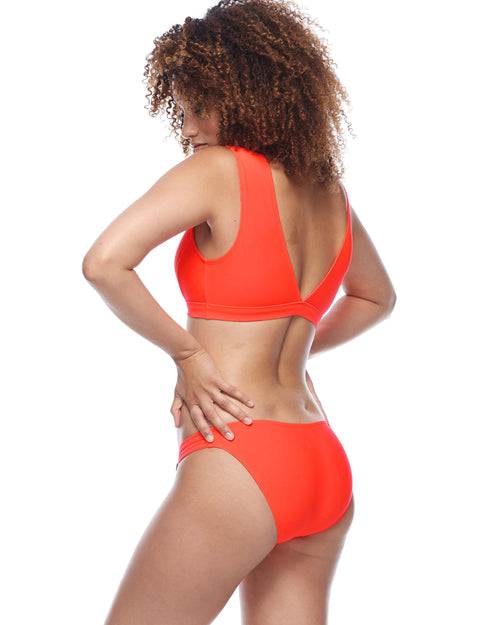 Smoothies Flirty Surf Rider Swim Bottom - Spark