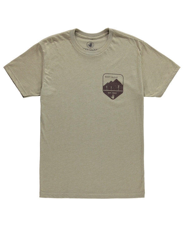 Men's Explorer T-Shirt - Olive