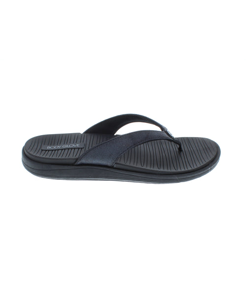 Women's Athena Sandals - Metallic Black