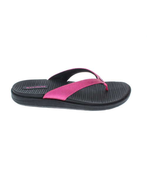 Women's Athena Sandals - Metallic Fuchsia