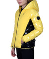 Women's Hooded Down Parka Coat - Dandelion