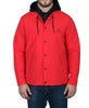 Men's Vintage Coach's Jacket - Red