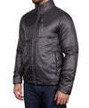 Men's Primaloft Insulated Bomber Jacket - Grey