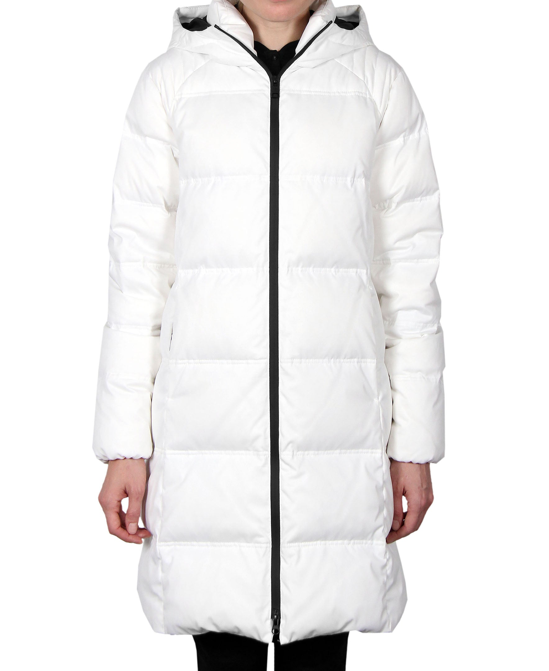 Women's Storm Coat - White -