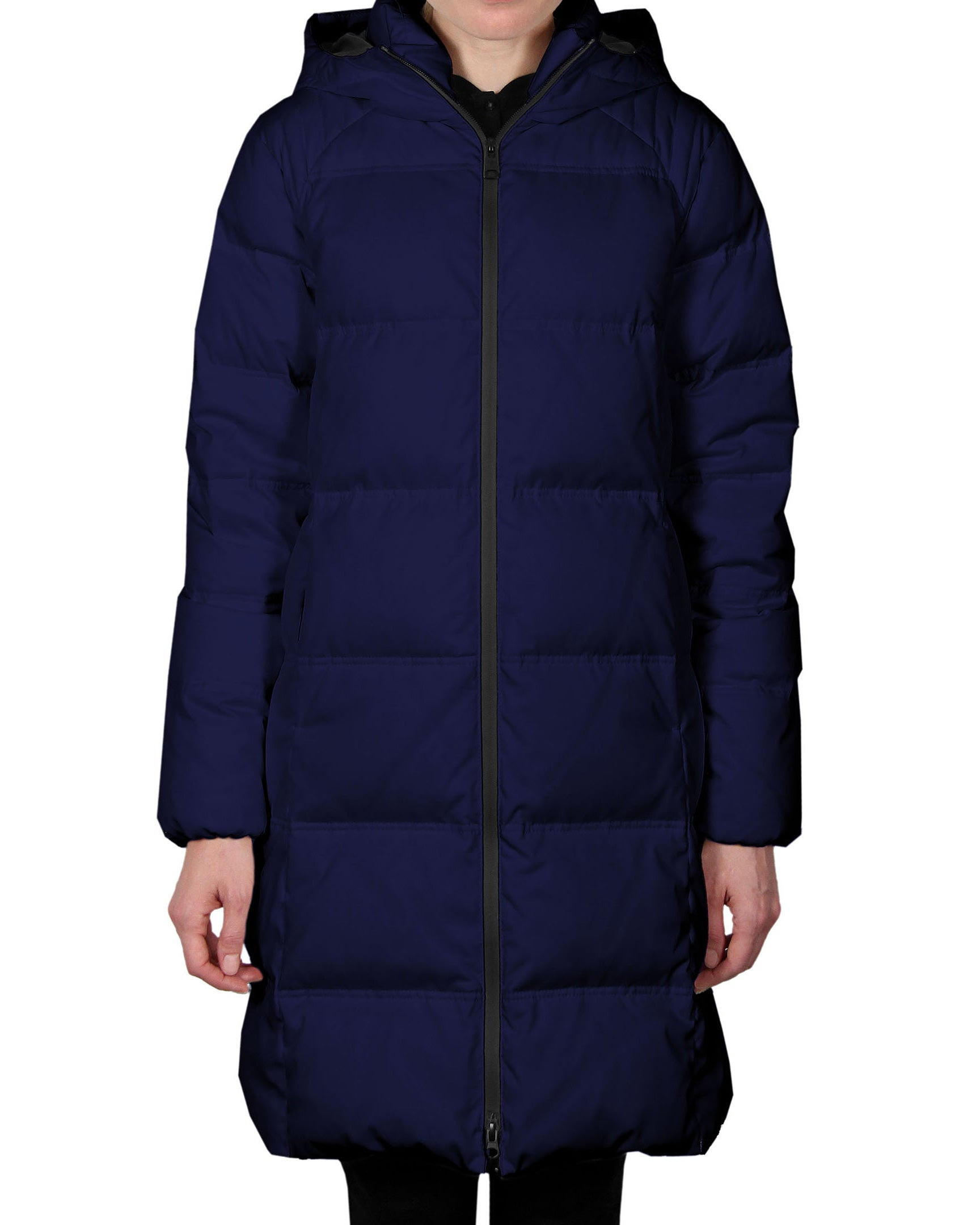 Women's Storm Coat - Navy