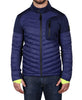 Men's Quilted Primaloft Insulated Jacket - Navy