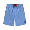 Men's Pipeline Swim Short - Blue/Red
